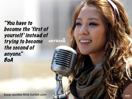Boa quote #1