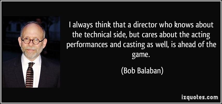 Bob Balaban's quote #7