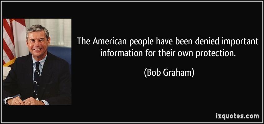 Bob Graham's quote #7