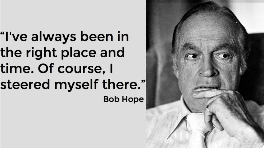 Bob Hope quote #2