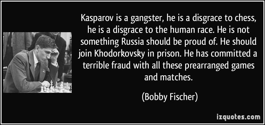 Bobby Fischer's quote #2