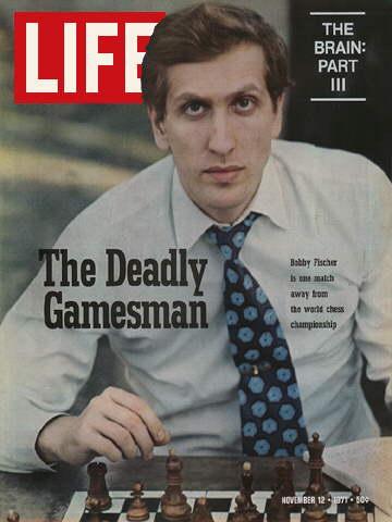 Bobby Fischer's quote #5