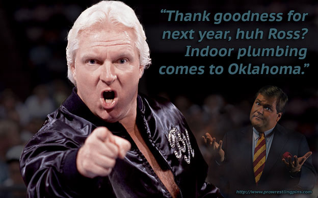 Bobby Heenan's quote #8