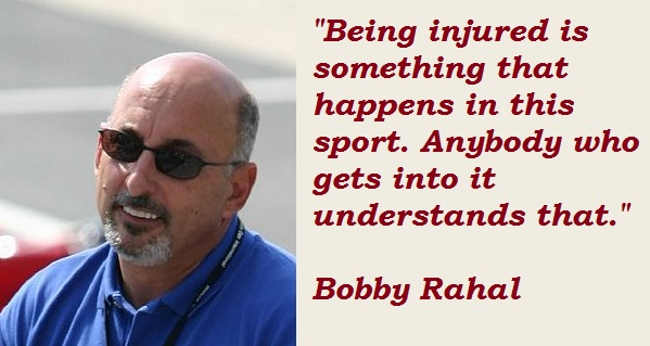 Bobby Rahal's quote #6
