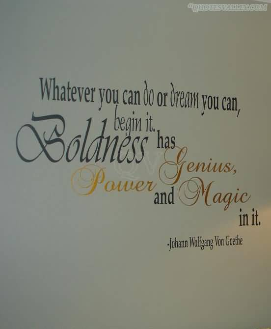 Boldness quote #1