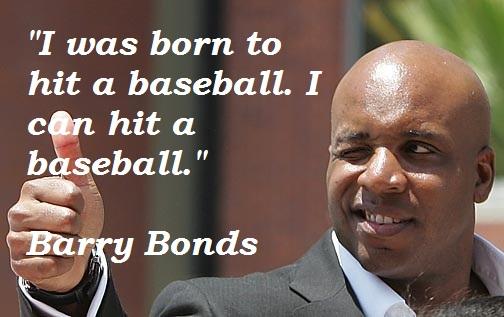Bonds quote #3