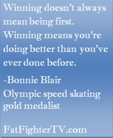 Bonnie Blair's quote #4