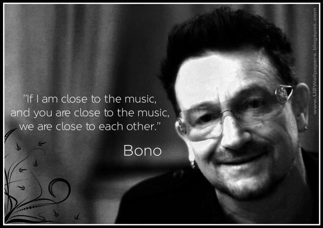 Bono's quote #4