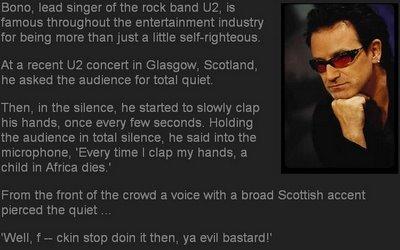 Bono's quote #8