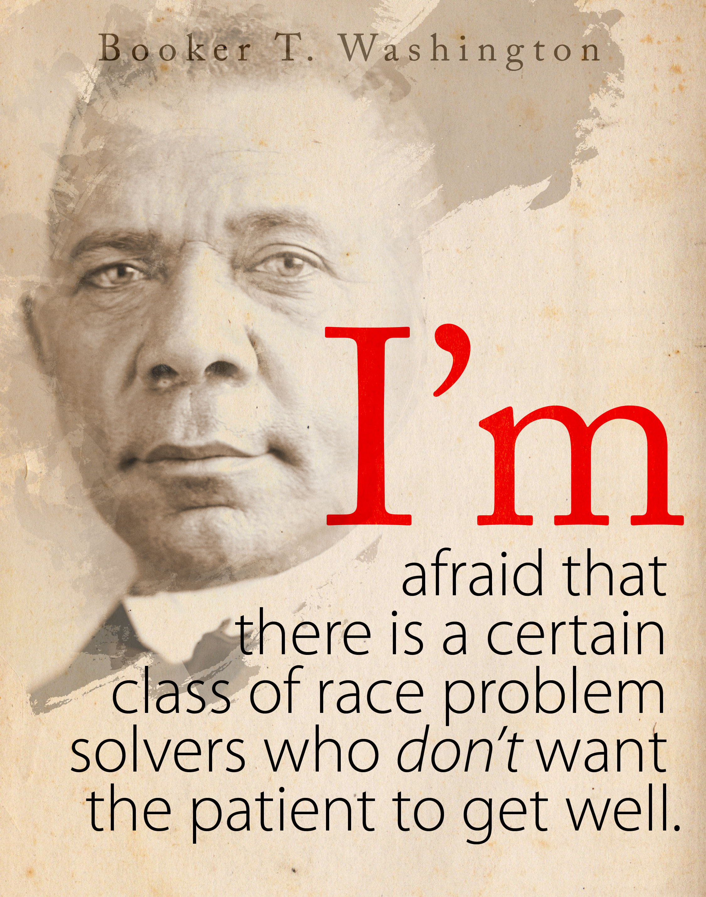 Booker T. Washington's quote #3