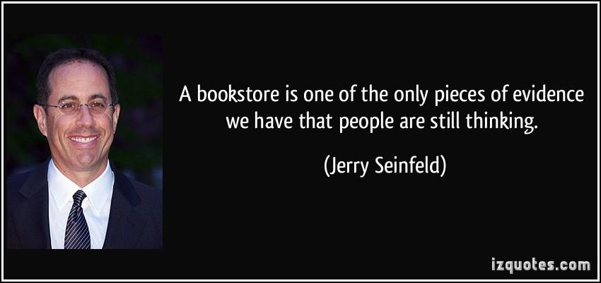 Bookstore quote #1