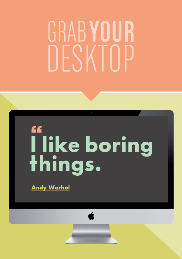 Boring Thing quote #2