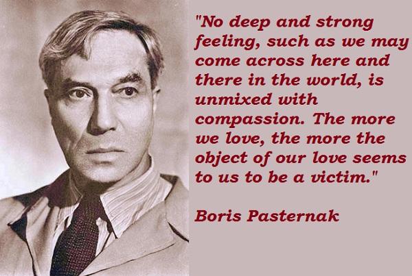Boris Pasternak's quote #7