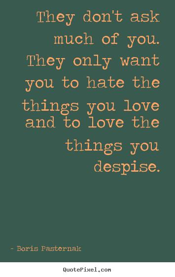 Boris Pasternak's quote #1
