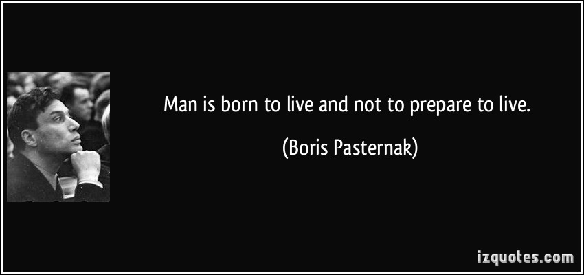 Boris Pasternak's quote #4