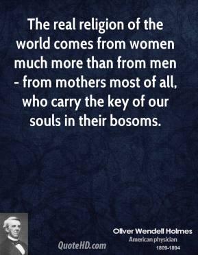 Bosoms quote #2