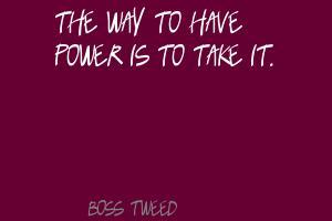 Boss Tweed's quote #1