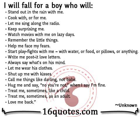 Boyfriend quote #3