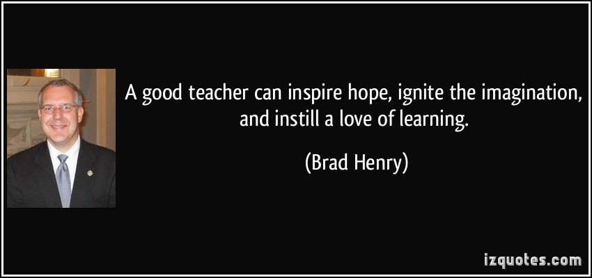 Brad Henry's quote #8