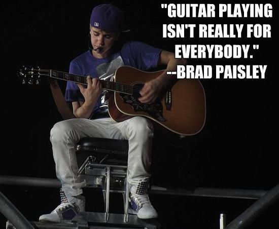 Brad Paisley's quote #3