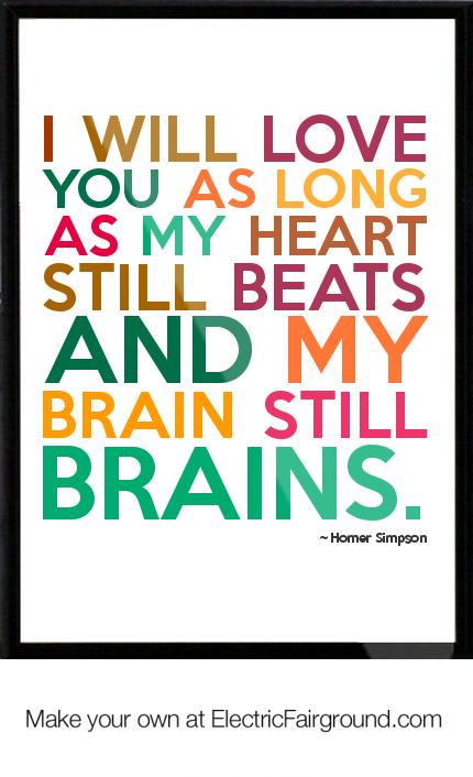 Brains quote #1