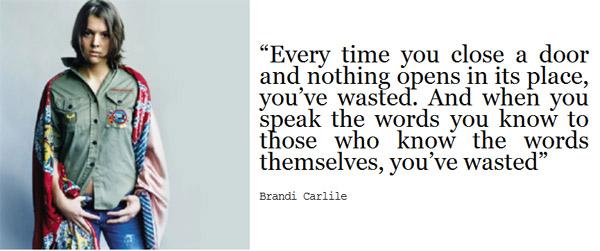 Brandi Carlile's quote #2