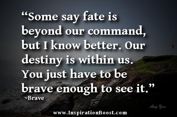 Brave quote #4