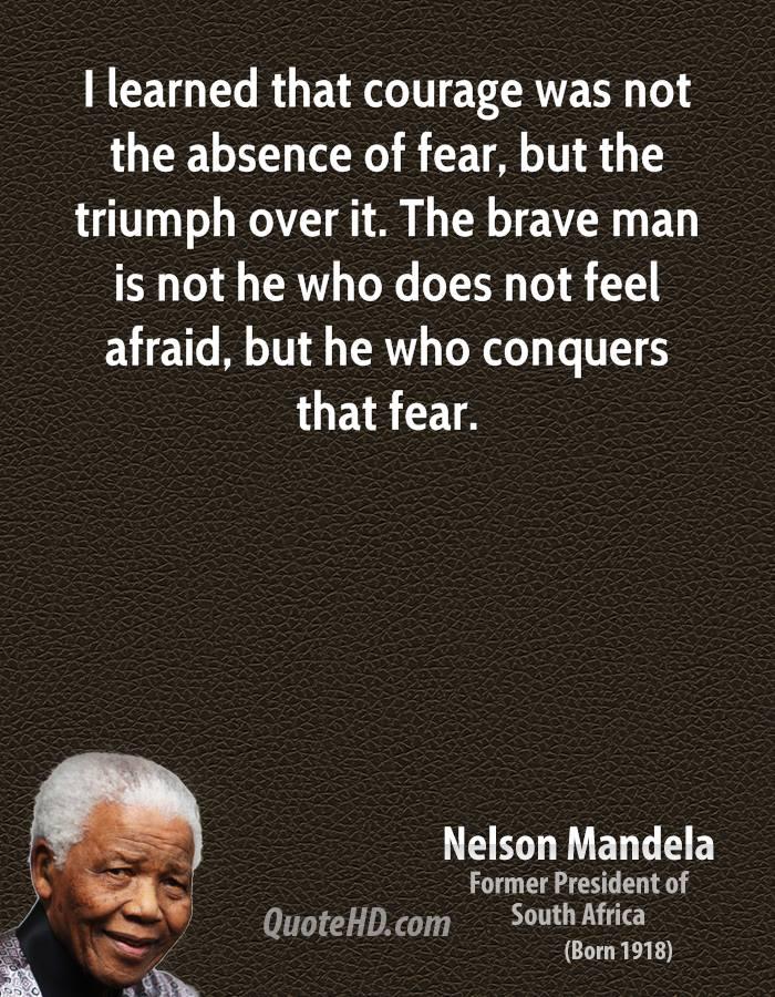Bravely quote #1