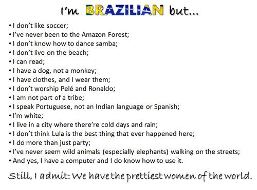 Brazil quote #7