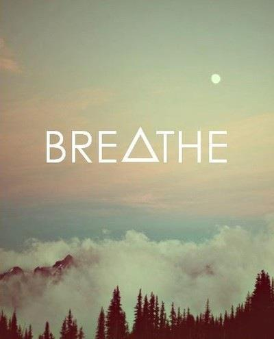 Breathe quote #4