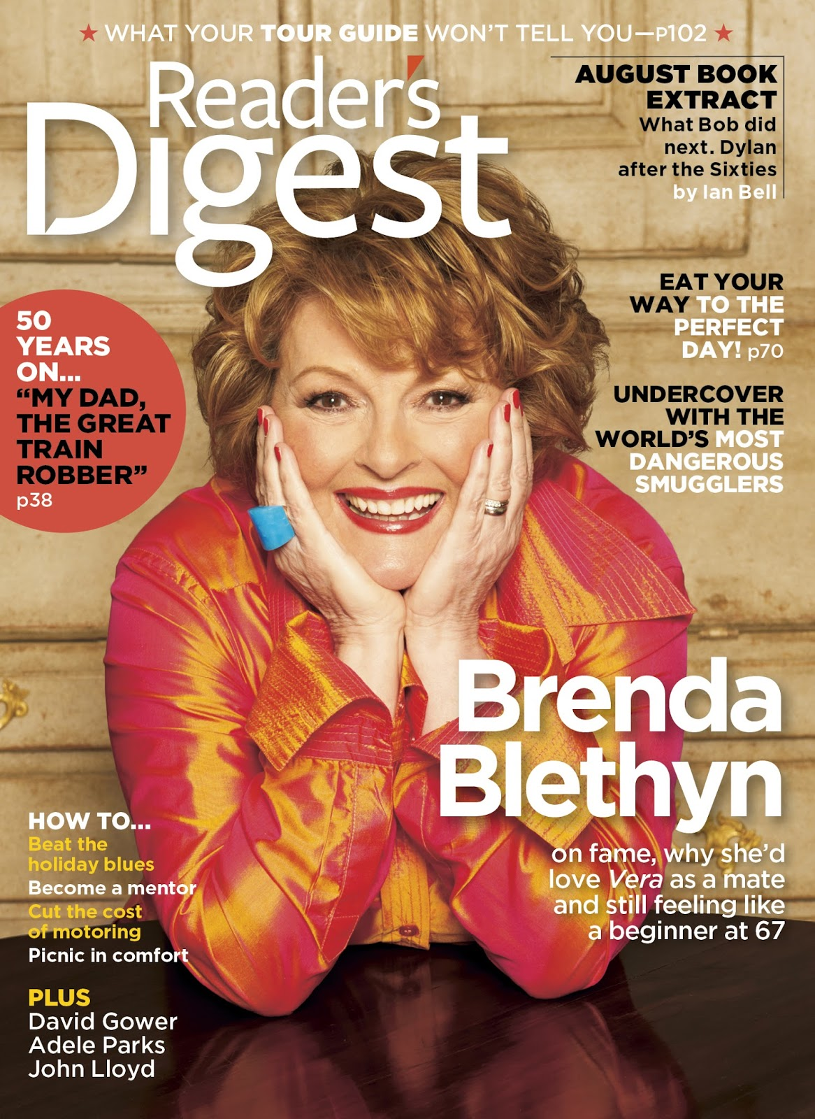 Brenda Blethyn's quote #3