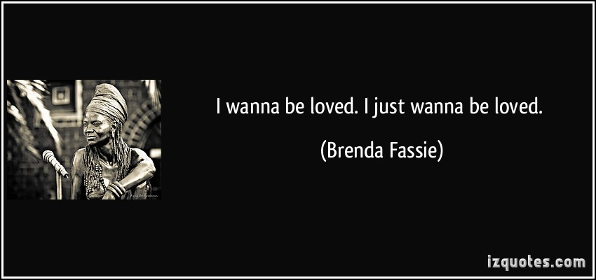 Brenda Fassie's quote #2