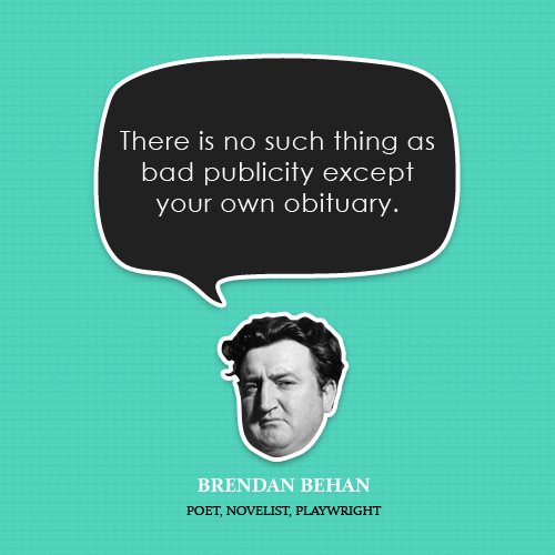 Brendan Behan's quote #7
