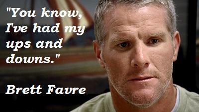 Brett Favre's quote #4