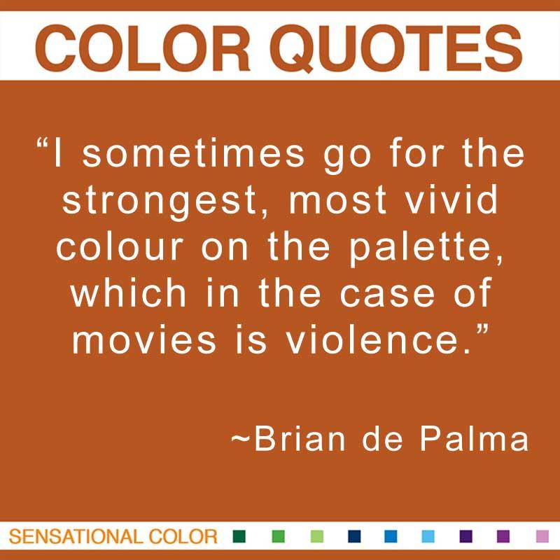 Brian De Palma's quote #5
