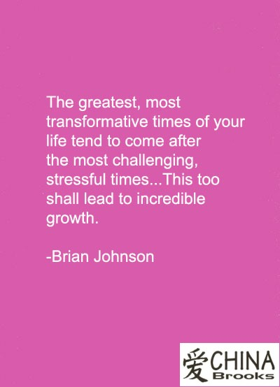 Brian Johnson's quote