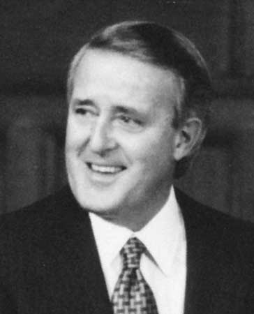 a biography of brian mulroney The fashion stylist is the daughter-in-law of former prime minister brian mulroney and she dresses current pm justin trudeau's wife, sophie gregoire-trudeau what better way to pay homage to a .