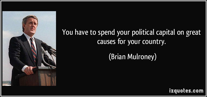 Brian Mulroney's quote #1
