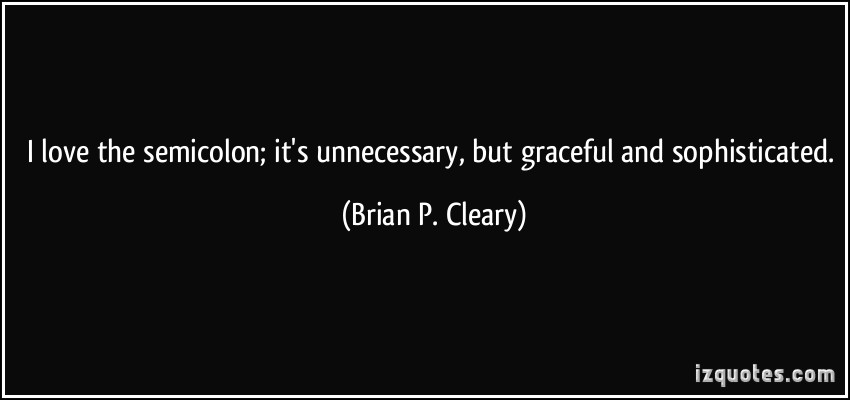 Brian P. Cleary's quote #5