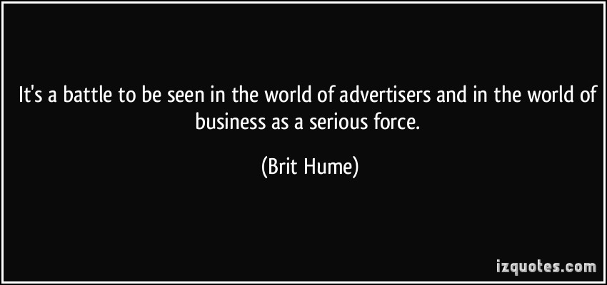 Brit Hume's quote #4