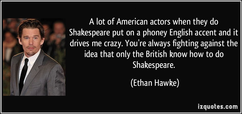 British Actors quote #1