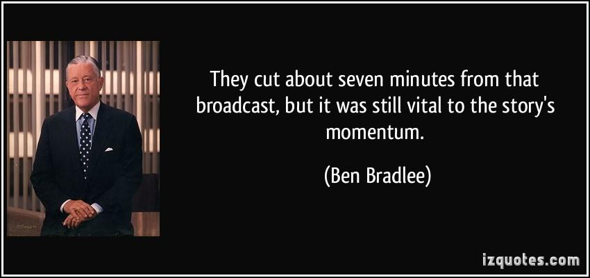 Broadcast quote #4