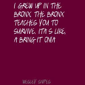 Bronx quote #2