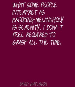 Brooding quote #1