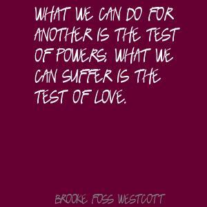 Brooke Foss Westcott's quote #1