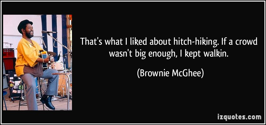Brownie McGhee's quote #2