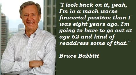 Bruce Babbitt's quote #6