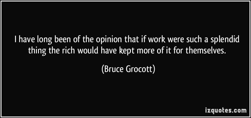 Bruce Grocott's quote #1