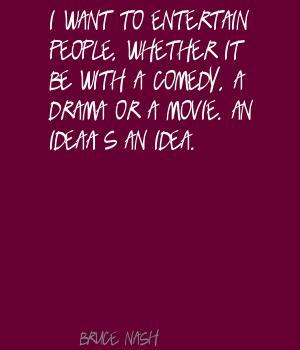 Bruce Nash's quote #3