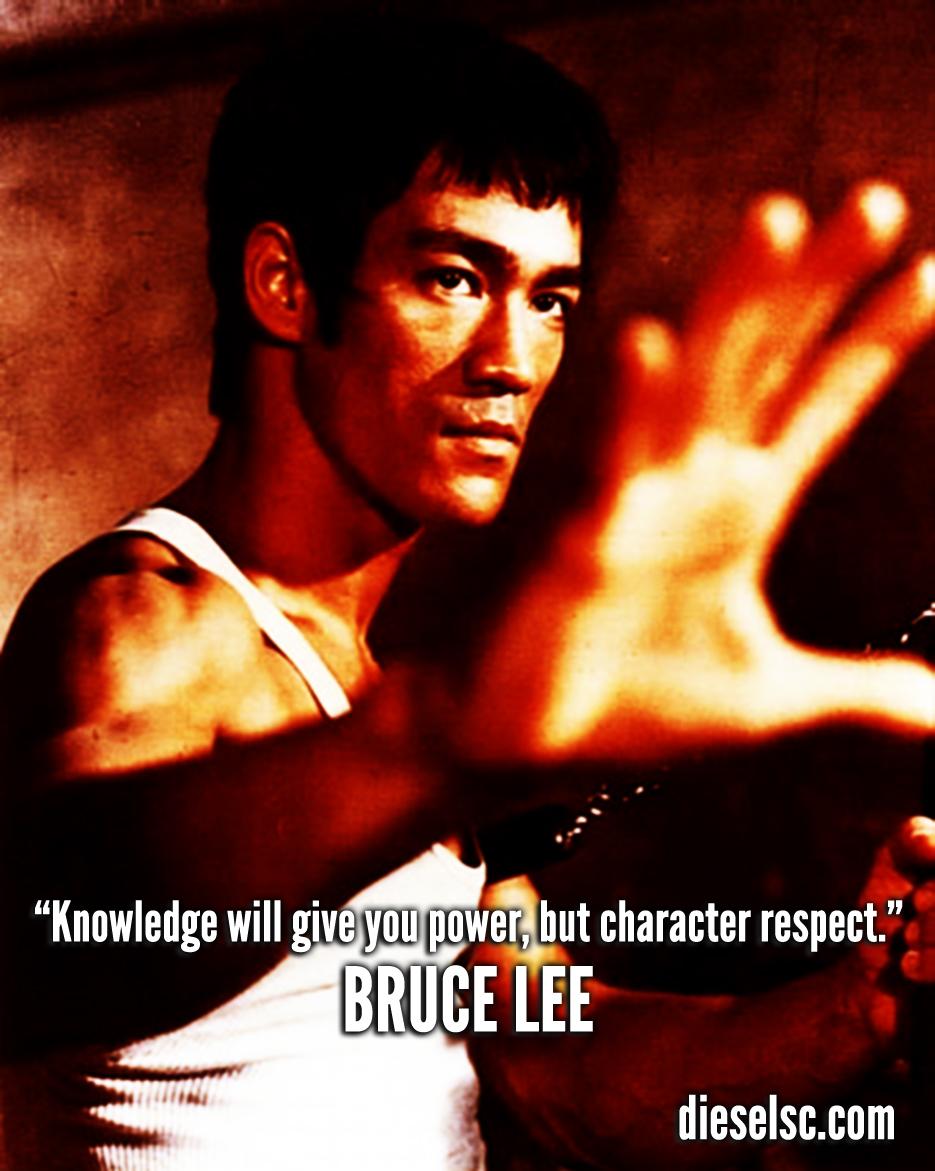 Bruce quote #1